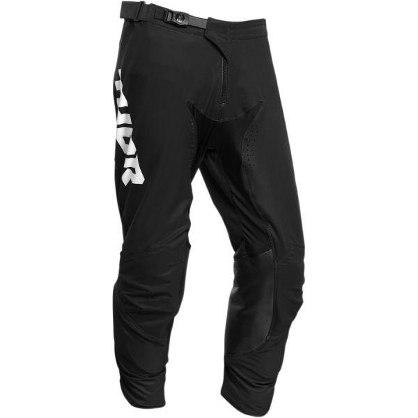 Pantaloni MX-Enduro Thor Pantaloni Prime Pro Strut S20  Black/White