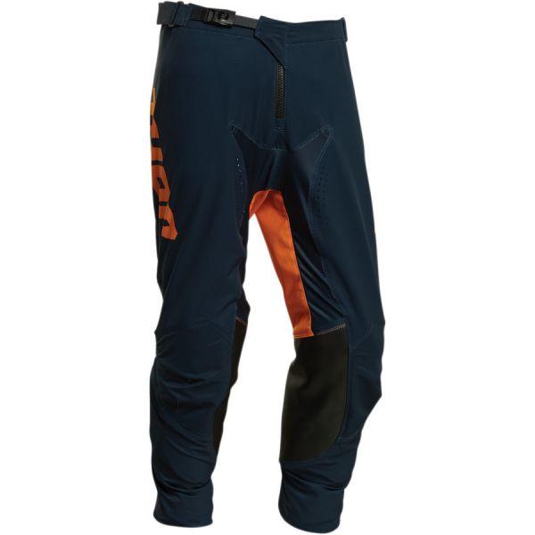 Pantaloni MX-Enduro Thor LICHIDARE STOC Pantaloni Prime Pro Strut S20  Navy/Orange