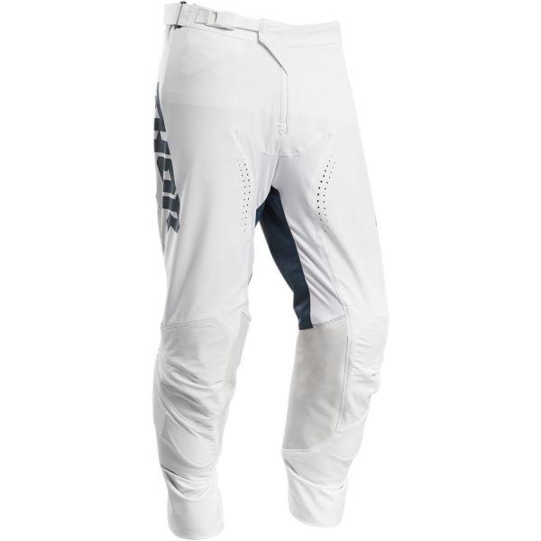 Pantaloni MX-Enduro Thor Pantaloni Prime Pro Strut S20  White/Slate