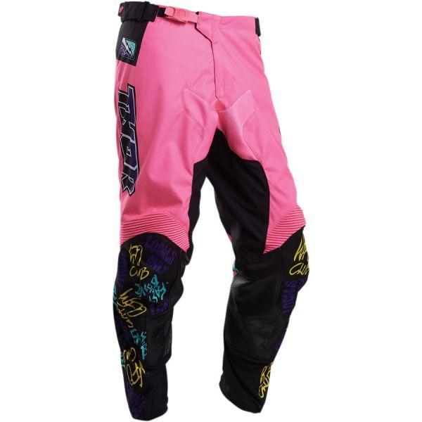Pantaloni MX-Enduro Thor LICHIDARE STOC Pantaloni Pulse Fast Boys S20 Pink