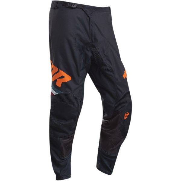 Pantaloni MX-Enduro Thor LICHIDARE STOC Pantaloni Pulse Pinner S20 Midnight/Orange