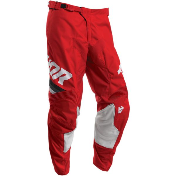 Pantaloni MX-Enduro Thor Pantaloni Pulse Pinner S20 Red