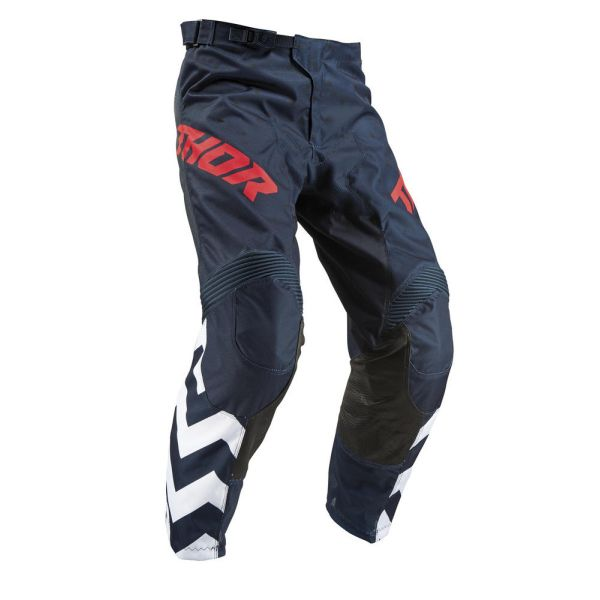 Pantaloni MX-Enduro Thor Pantaloni Pulse Stunner Midnight/White S9