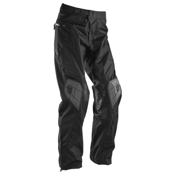 Pantaloni ATV Thor LICHIDARE STOC Pantaloni Range S6 Over The Boot Black/Gray