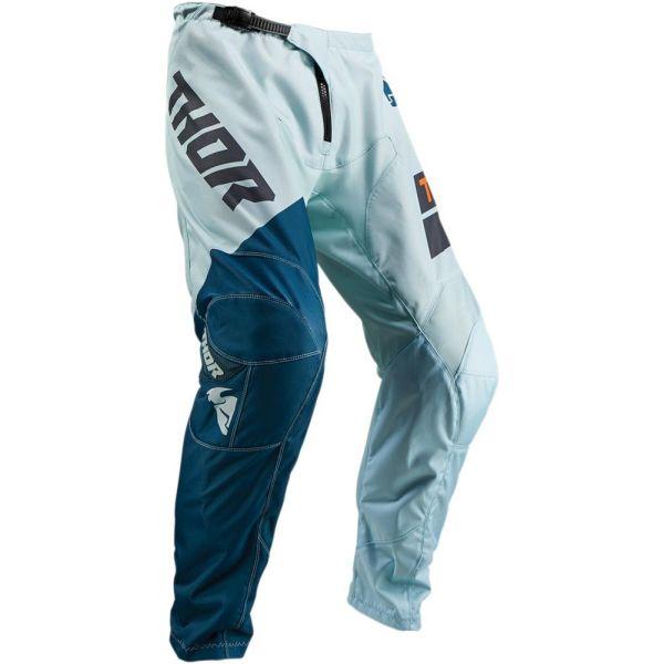 Pantaloni MX-Enduro Copii Thor Pantaloni Sector Shear Sky/Slate S9 Copii