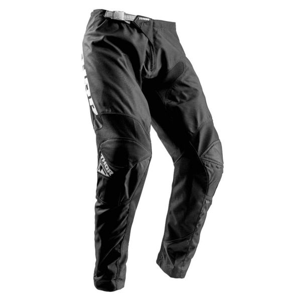 Pantaloni MX-Enduro Copii Thor Pantaloni Sector Zones Black S8 Copii