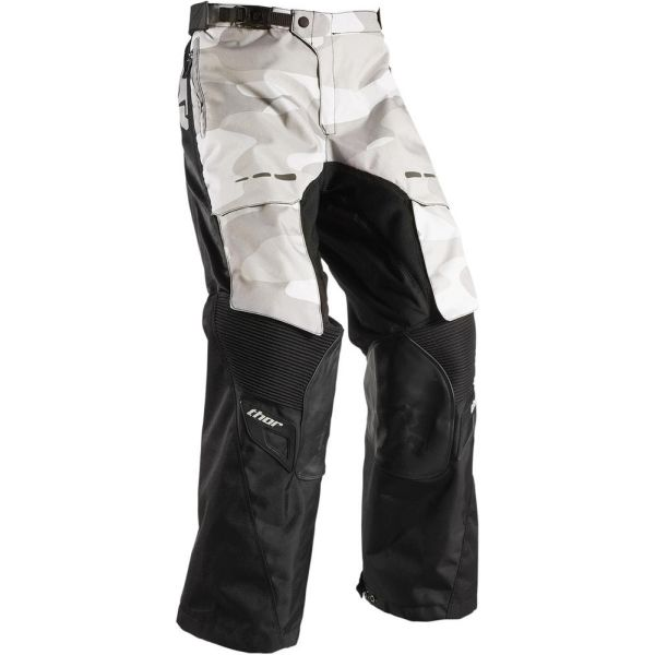 Thor Pantaloni Terrain Camo S7 Over The Boots Sand/Black