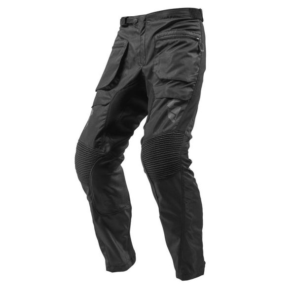 Pantaloni MX-Enduro Thor Pantaloni Terrain Gear ITB Black S9