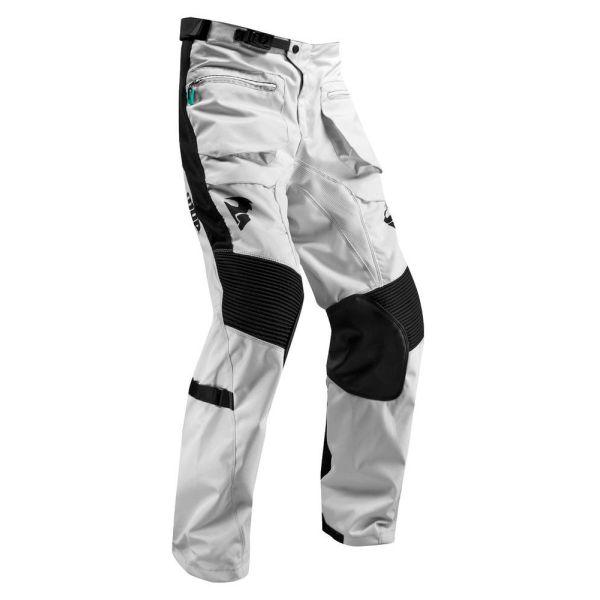 Pantaloni ATV Thor Pantaloni Terrain Gear OTB Gray/Black S9