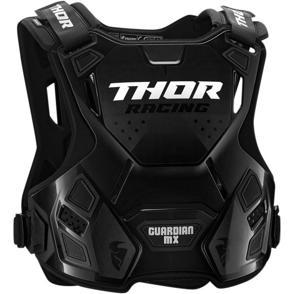Protectii Piept-Spate Thor Protectie Piept Guardian  Mx Roost Deflector Black