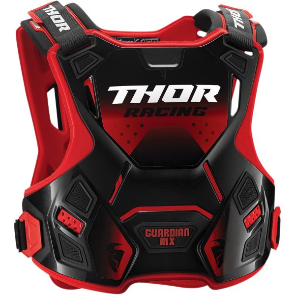 Protectii Piept-Spate Thor Protectie Piept Guardian  Mx Roost Deflector Red/Black