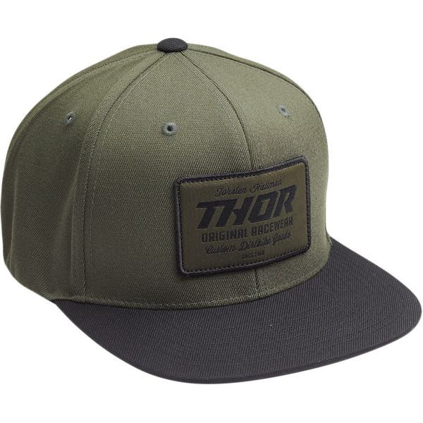 Sepci Thor Sapca Goods S20 Gray/Military Green