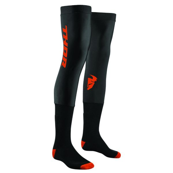Sosete MX-Enduro Thor Sosete Lungi Comp S8 Black/Red