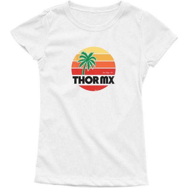Imbracaminte Copii Thor Tricou Copii California Dreamin S20 White