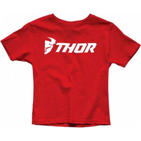 Imbracaminte Copii Thor Tricou Copii Loud S8 Rosu