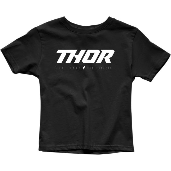 Imbracaminte Copii Thor Tricou Copii S20 Loud 2 Black