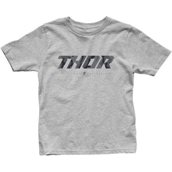 Imbracaminte Copii Thor Tricou Copii S20 Loud 2 Gray/Camo