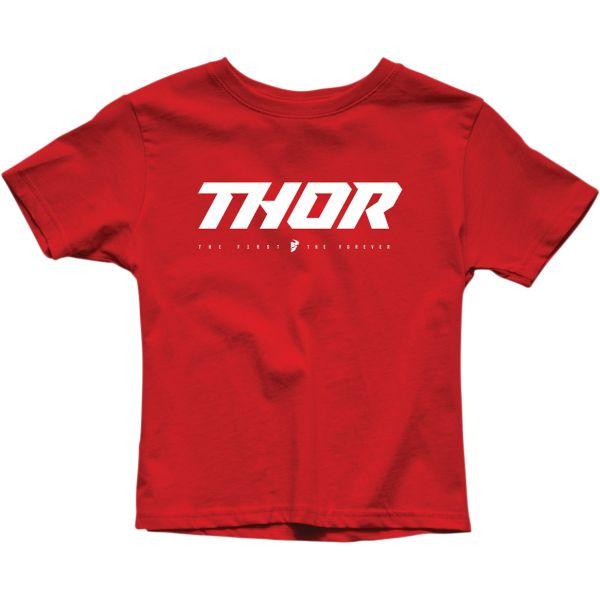 Imbracaminte Copii Thor Tricou Copii S20 Loud 2 Red