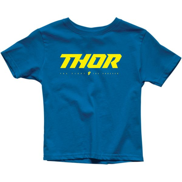 Imbracaminte Copii Thor Tricou Copii S20 Loud 2 Royal