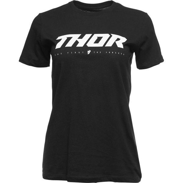 Tricouri/Camasi Casual Thor Tricou Dama Loud 2 Negru