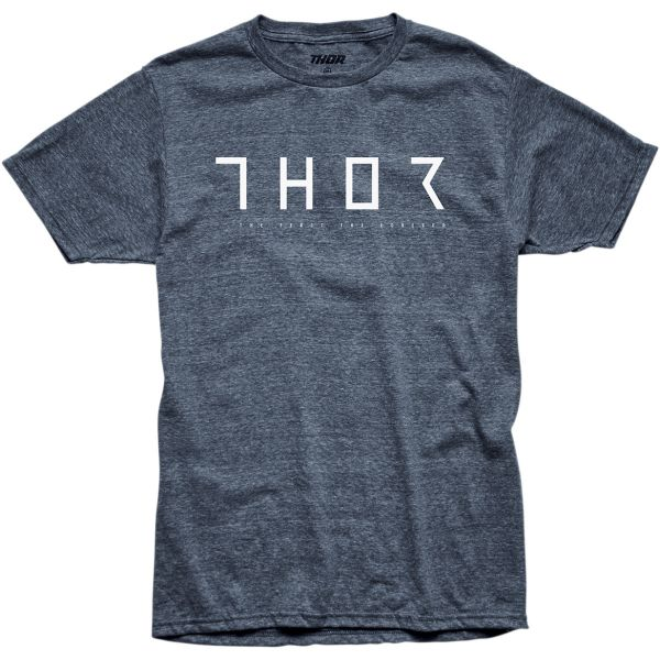 Tricouri Casual Thor Tricou Prime S20 Cobalt Heather