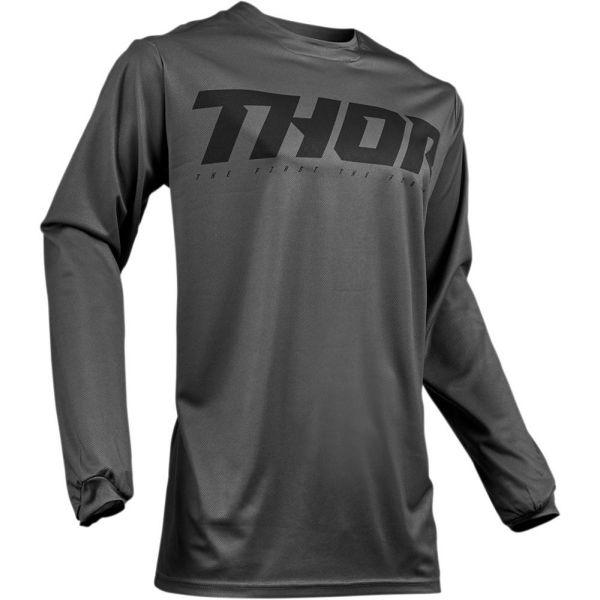 Thor Tricou Pulse Smoke Charcoal S9