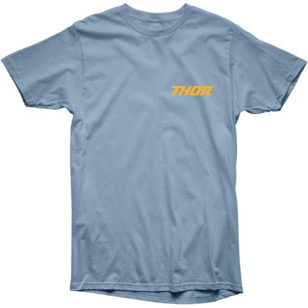 Tricouri Casual Thor Tricou Ruts Steel S20 Blue