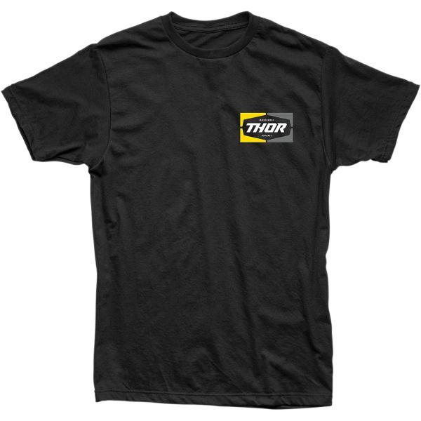 Tricouri Casual Thor Tricou Service S20 Black