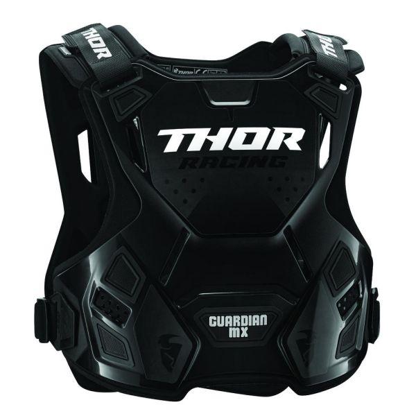 Protectii MX-Enduro Copii Thor Protectie Piept Copii Protectie Piept Guardian  Roost Deflector Black