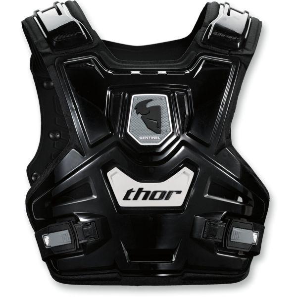 Protectii MX-Enduro Copii Thor Vesta Protectie Sentinel Deflector Black OS Copii