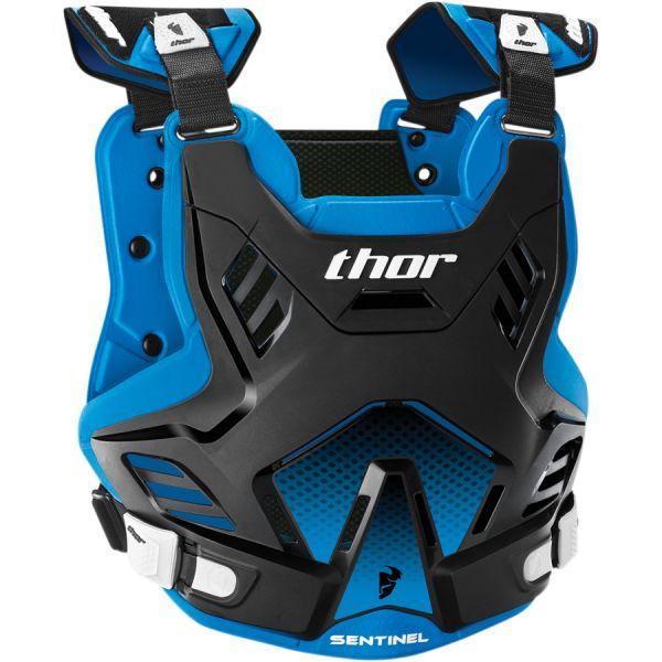 Protectii MX-Enduro Copii Thor Vesta Protectie Sentinel GP Deflector Black/Blue Copii 8-12 Ani