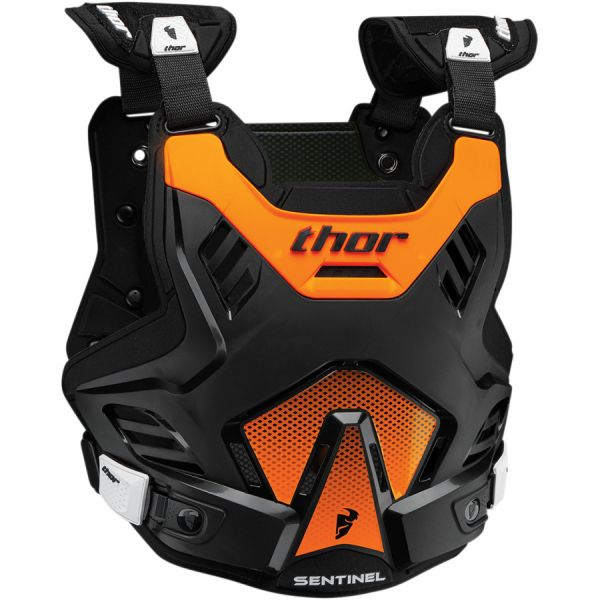 Protectii MX-Enduro Copii Thor Vesta Protectie Sentinel GP Deflector Black/Orange Copii 8-12 Ani