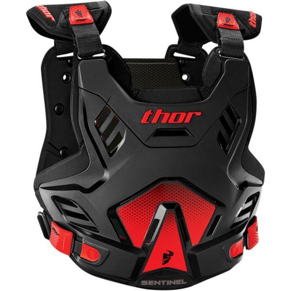 Protectii MX-Enduro Copii Thor Vesta Protectie Sentinel GP Deflector Black/Red Copii 8-12 Ani