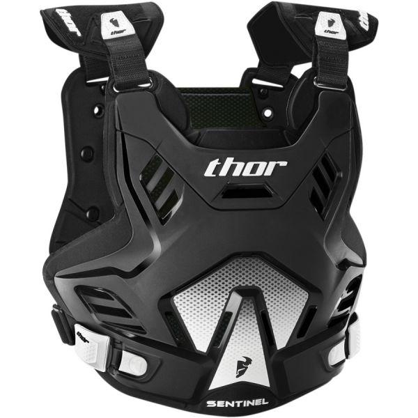 Protectii MX-Enduro Copii Thor Vesta Protectie Sentinel GP Deflector Black/White Copii 8-12 Ani