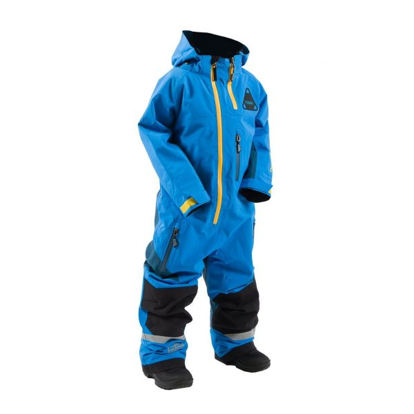 Combinezon Monosuit SNOW Copii Tobe Combinezon Copii Novus Mono Suit Blue Aster 2020