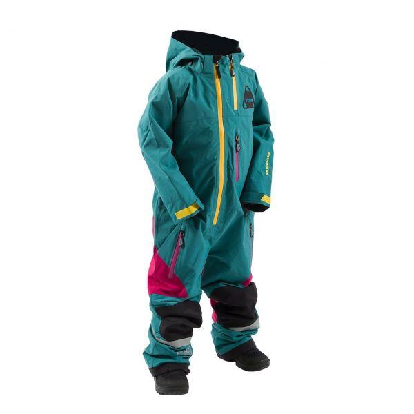 Tobe Combinezon Copii Novus Mono Suit Deep Jungle 2020