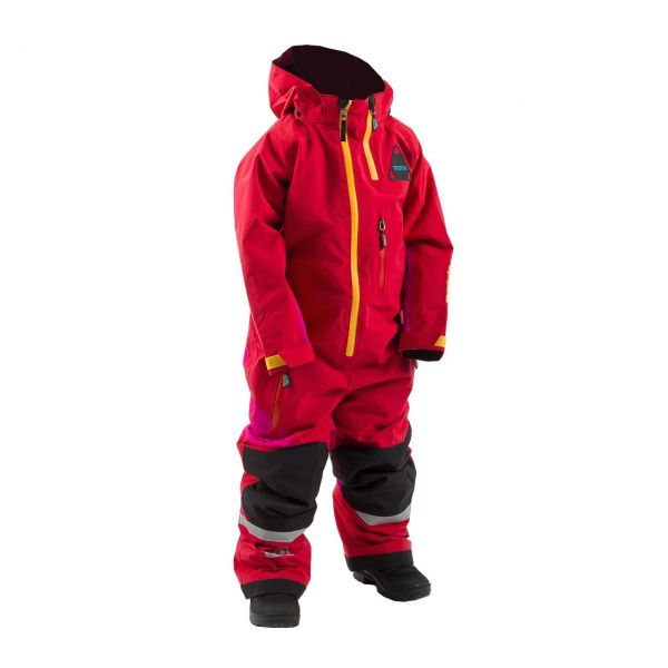 Combinezon Monosuit SNOW Copii Tobe Combinezon Copii Novus Formula One 2021