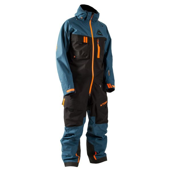 Combinezon Monosuit SNOW Tobe Combinezon Insulated Tiro Legion Blue 2021