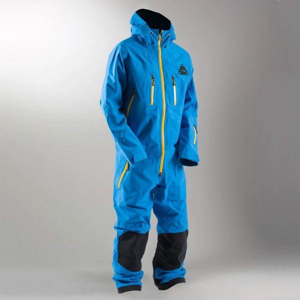 Combinezon Monosuit SNOW Copii Tobe LICHIDARE STOC Combinezon Ludo Monosuit Blue Aster Copii 10/11 Ani S18