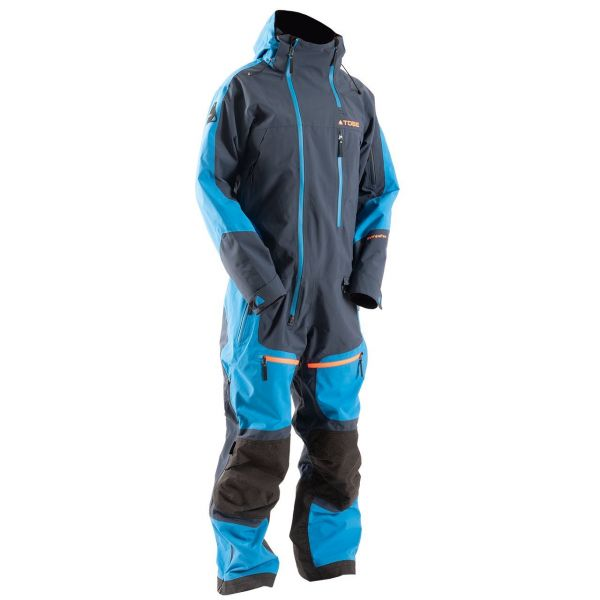Combinezon Monosuit SNOW Tobe Combinezon Non-Insulated Novo V3 Blue Aster 2021