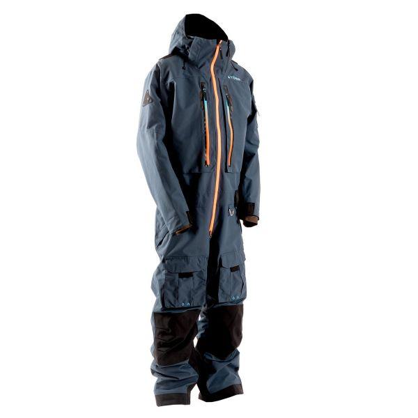 Combinezon Monosuit SNOW Tobe Combinezon Non-Insulated Sato Midnight Navy 2021