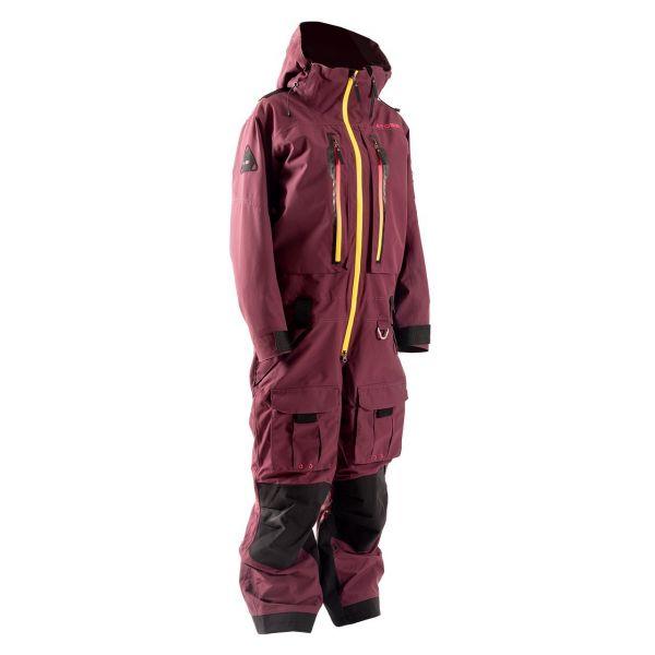 Combinezon Monosuit SNOW Tobe Combinezon Non-Insulated Sato Prune Purple 2021