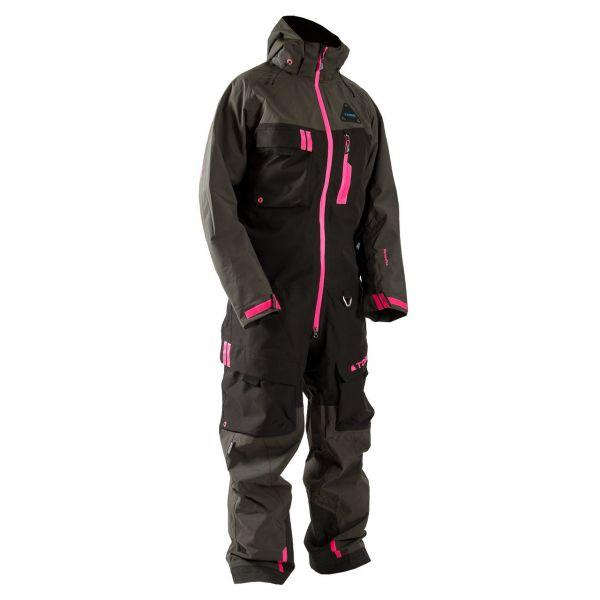 Combinezon Monosuit SNOW Tobe Combinezon Non-Insulated Tiro Dark Ink Pink 2021