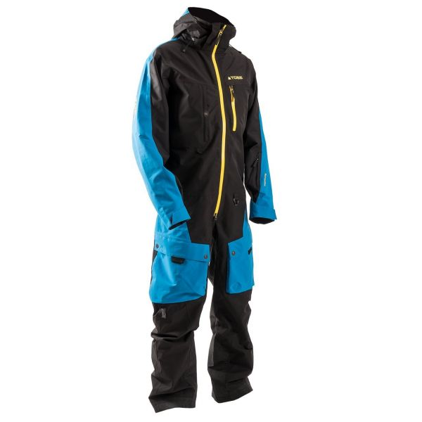 Combinezon Monosuit SNOW Tobe Combinezon Non-Insulated Tiro V2 Blue Aster 2021