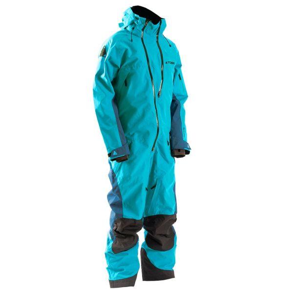 Combinezon Monosuit SNOW Tobe Combinezon Non-Insulated Vivid V2 Bluebird 2021