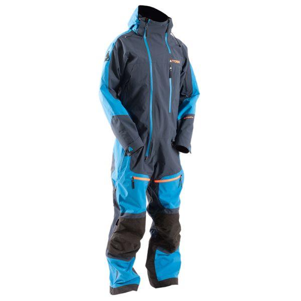 Tobe Combinezon Novo V3 Mono Suit Blue Aster 2020