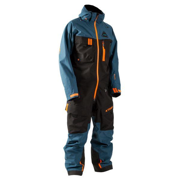 Combinezon Monosuit SNOW Tobe Combinezon Tiro Mono Suit Legion Blue 2020