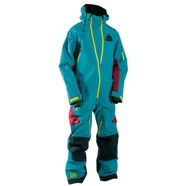 Combinezon Monosuit SNOW Tobe Combinezon Vivid Mono Suit Deep Jungle 2020