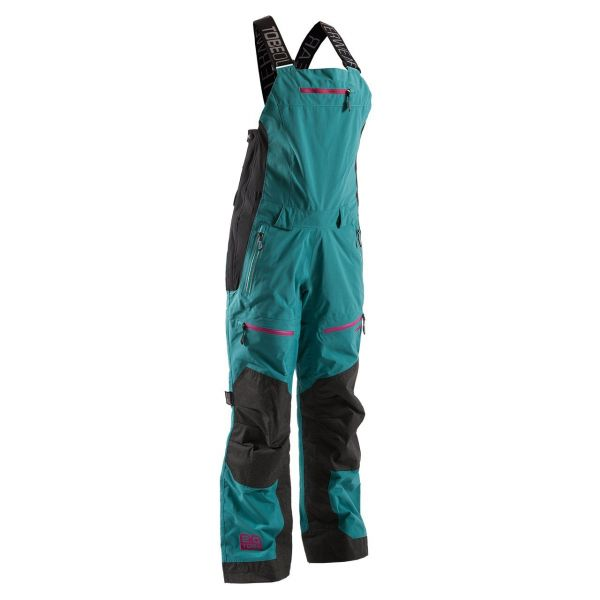 Pantaloni Snow - Dama Tobe Pantaloni Snow Dama Non-Insulated Fingo Bib Deep Jungle 2021
