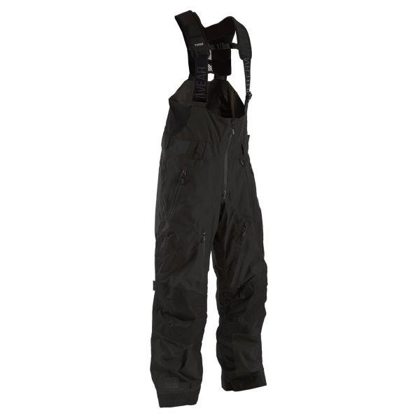Pantaloni Snow Tobe Pantaloni Snow Non-Insulated Novo Bib CF Black 2021